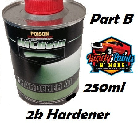 Hichem 2K Hardener 250ml PART B