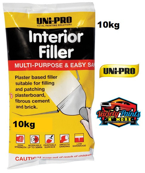 Unipro Interior Filler 10 KG Bag