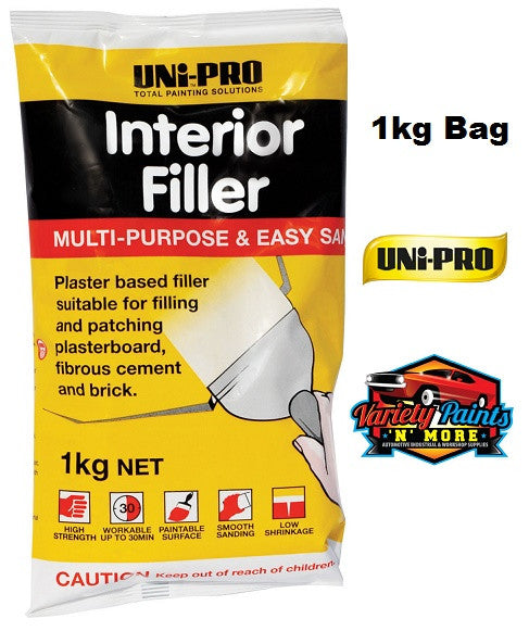 Unipro Interior Filler 1 KG Bag