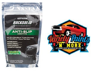 Rustoleum Rock Solid Anti Slip Additive