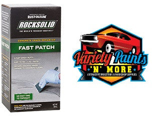 Rustoleum Rock Solid Fast Patch 709ml