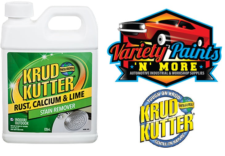 Krud Kutter Rust , Calcium & Lime Stain Remover 828ml