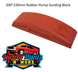 GRP Rubber Sanding Block 230mm 9""