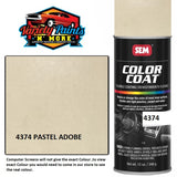4374 Pastel Adobe Cream Colourcoat Vinyl Aerosol