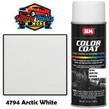 SEM Arctic White Colourcoat Vinyl Aerosol