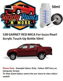 528 GARNET RED MICA For Isuzu Pearl Acrylic Touch Up Bottle 50ml
