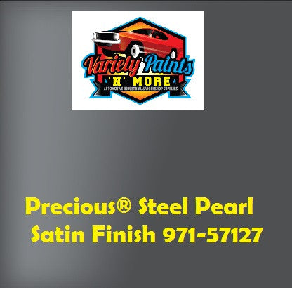 Variety Paints Precious® Steel Pearl Satin Finish 971-57127  Powdercoat Spray Paint 300g