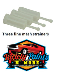Gravity Spray Gun Paint Strainer 3 Pack