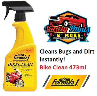Formula 1 Bike Clean Motorcycle Cleaner 473ml