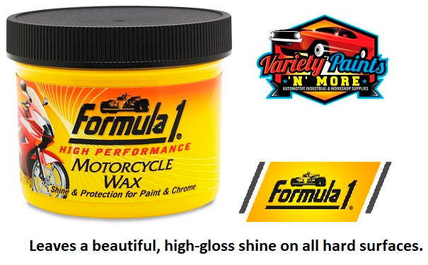 Formula 1 Motorcycle High Performance Wax 114 Grams