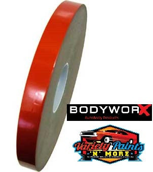 BodyworX Double Sided Tape 24mm x 50 Metres