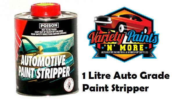 GPI Automotive Grade Paint Stripper 1 Litre