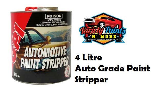 GPI Automotive Grade Paint Stripper 4 Litre