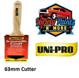 Unipro Smooth Coat Sash Cutter Paint Brush 63mm