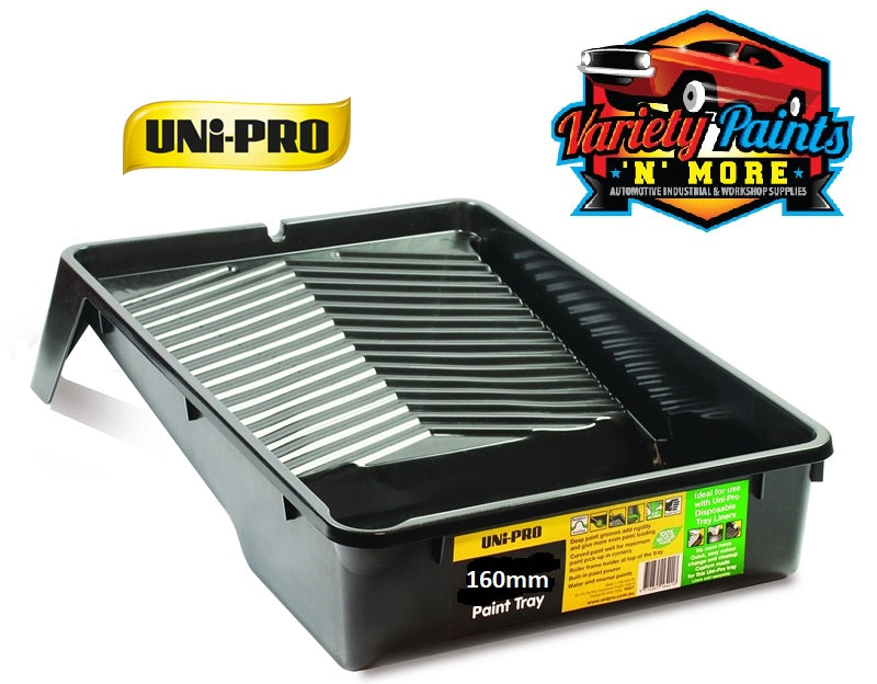 Unipro UNi-PRO Plastic Tray 160mm (Solvent resistant)