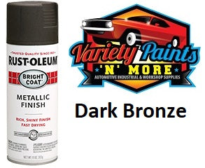RustOLeum Metallic Finish Dark Bronze