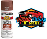 Rustoleum Rusty Metal Primer Professional Enamel Paint 340 Gram Spray