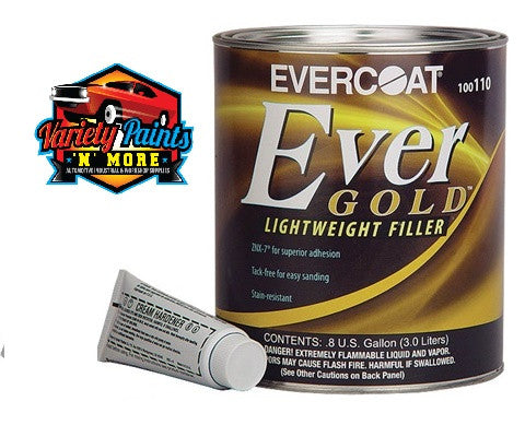 Evercoat Ever Gold Lightweight Body Filler 3 Litre