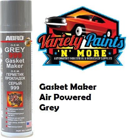 Abro Grey Silicone Gasket Maker AIR POWER 226 Gram