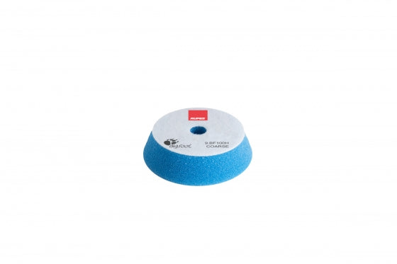 Rupes Bigfoot BLUE COARSE Polishing Foam Pad 80/100MM 4PK