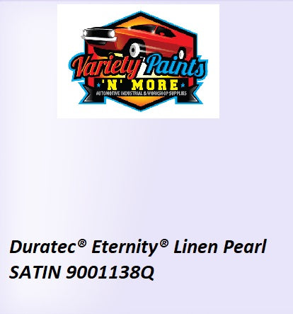 Variety Paints Duratec® Eternity® Linen Pearl SATIN Spray Paint 300g