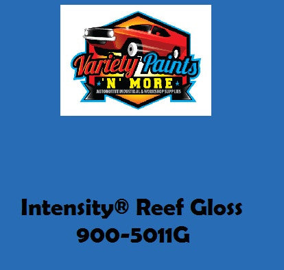 Intensity Reef Gloss 900-5011G Touch Up Bottle With Brush 50ml