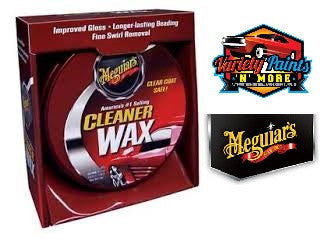 Meguiars Cleaner Wax Paste 396ml