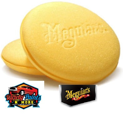 Meguiars Foam Applicator Pads PK2