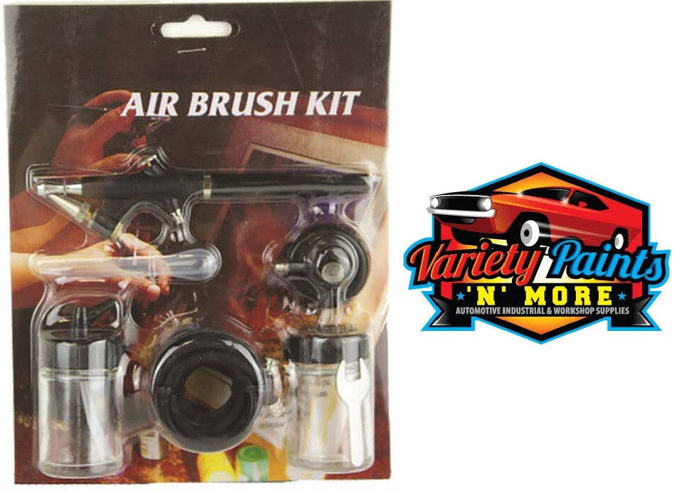 Air Brush Kit Blister Pack
