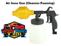 Air Snow Gun (Cleanser-Foaming)