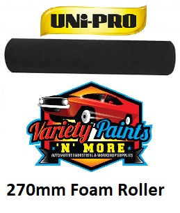 Unipro Disposable Foam Roller Sleeve 270mm 5mm Nap Single