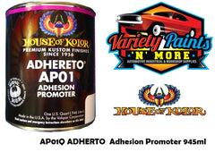 House of Kolor Adhereto Adhesion Promoter- For Metal & Plastics 946ml