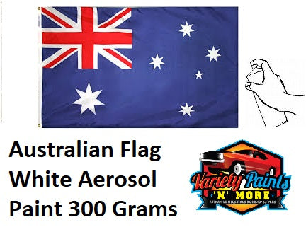 Australian Flag Red Acrylic Spray Touch Up 300 Gram