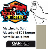 504 Bronze Metallic Alucobond Acrylic Touch Up Paint 300 Grams