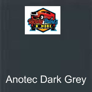 Anotec Dark Grey MATT Powdercoat Spray Paint 300g