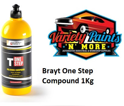 Brayt One Step Compound 1Kg