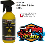 Brayt T3 Quick Wax & Shine 500ml