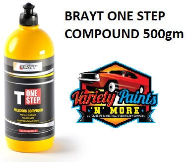 Brayt One Step Compound 500g