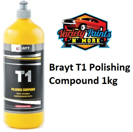 Brayt T1 Polishing Compound 1kg