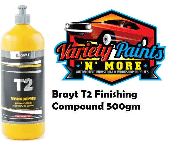 Brayt T2 Finishing Compound 1kg