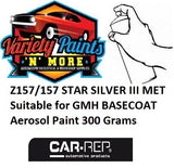 H116 PEWTER MET Suitable for GMH Acrylic Aerosol Paint 300 Grams
