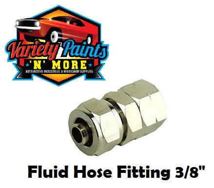 FLUID HOSE Fitting 3/8""