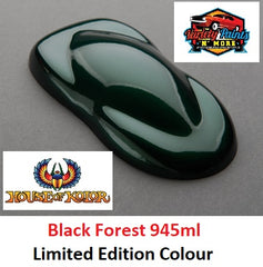 Limited Edition Black Forest 945ml  SHIMRIN2® House of Kolor®