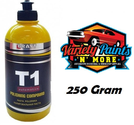 Brayt T1 Polishing Compound 250 Gram