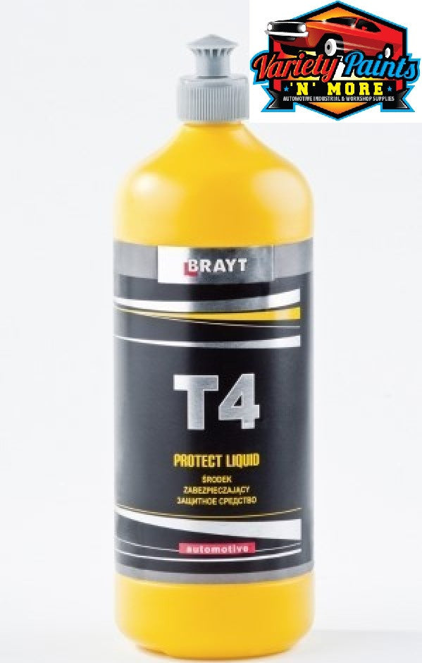 Brayt T4 Polishing Compound 250 Gram Variety Paints