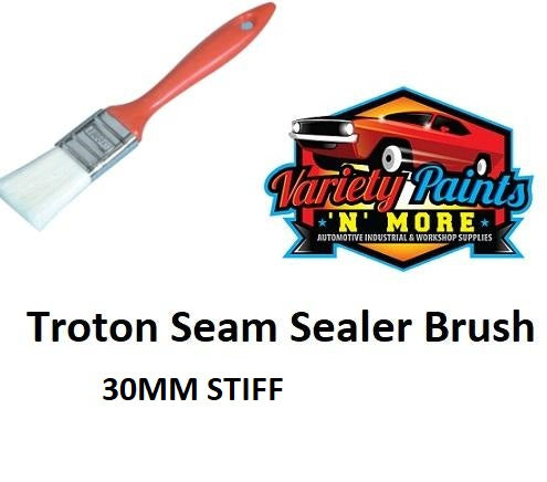 Troton Seam Sealer Brush 30mm Stiff