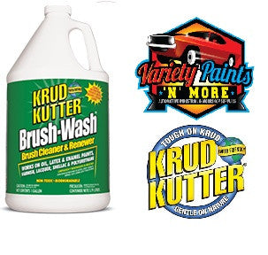 Krud Kutter Brush Wash Cleaner & Renewer 1 Gallon