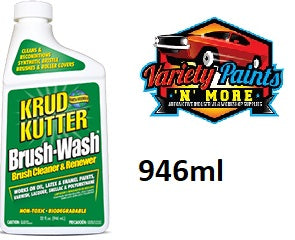 Krud Kutter Brush Wash Cleaner & Renewer 946ml