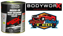 BodyworX Brushable Body Deadener 1 Litre