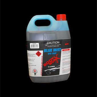 BodyworX Blue Mist Dye Guide Coat 5 Litres